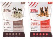 Новая формула Blitz 2016: корма для собак