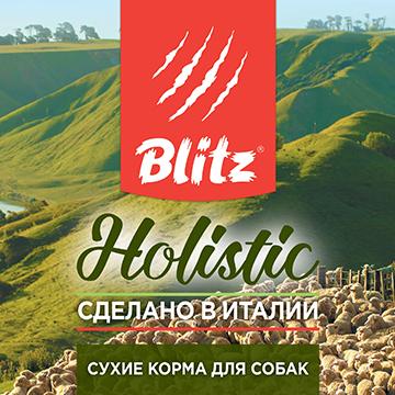 Blitz Holistic для собак