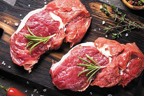 Высокое содержание мясных ингредиентов