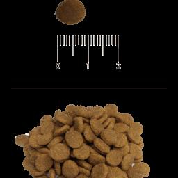 Blitz Sensitive «Говядина» сухой корм для взрослых кошек