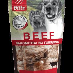BLITZ сублимированное лакомство для собак «ПИЩЕВОД»